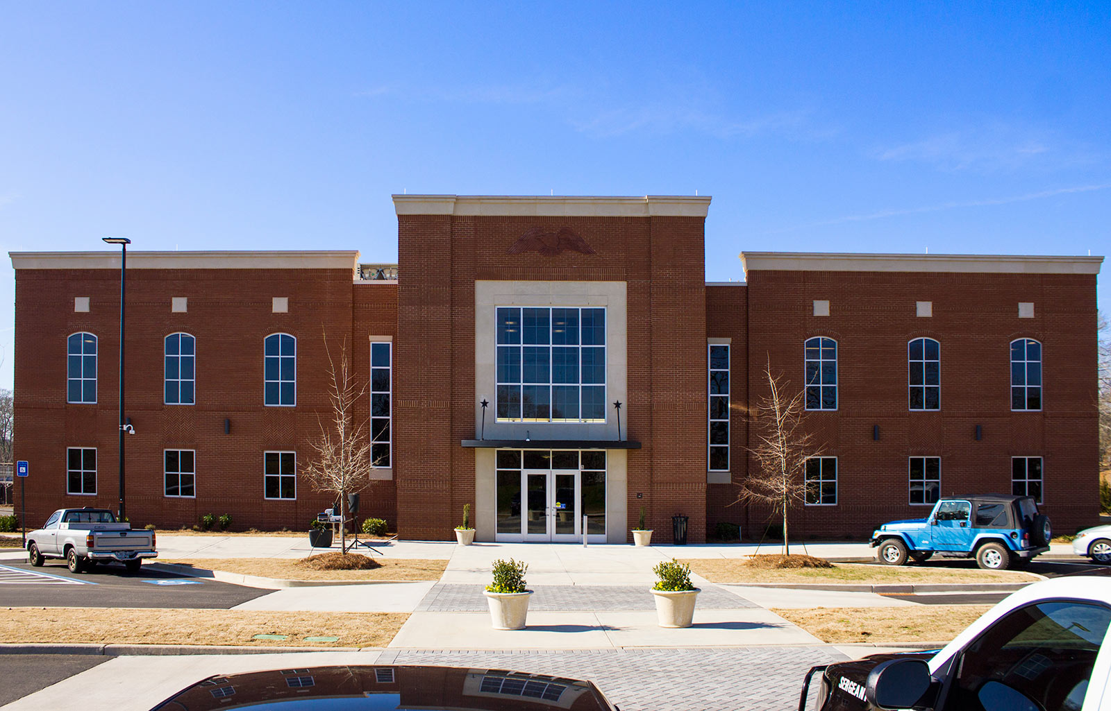 Newnan Public Safety and Municipal Court Complex