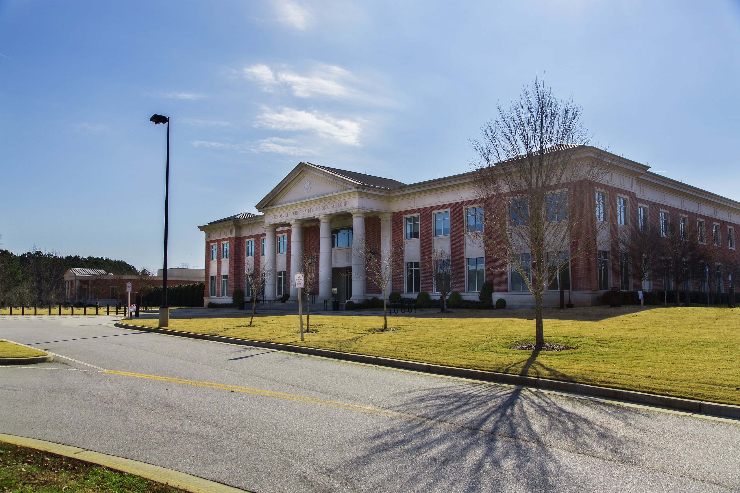 Douglasville Municipal Court & Police Headquarters
