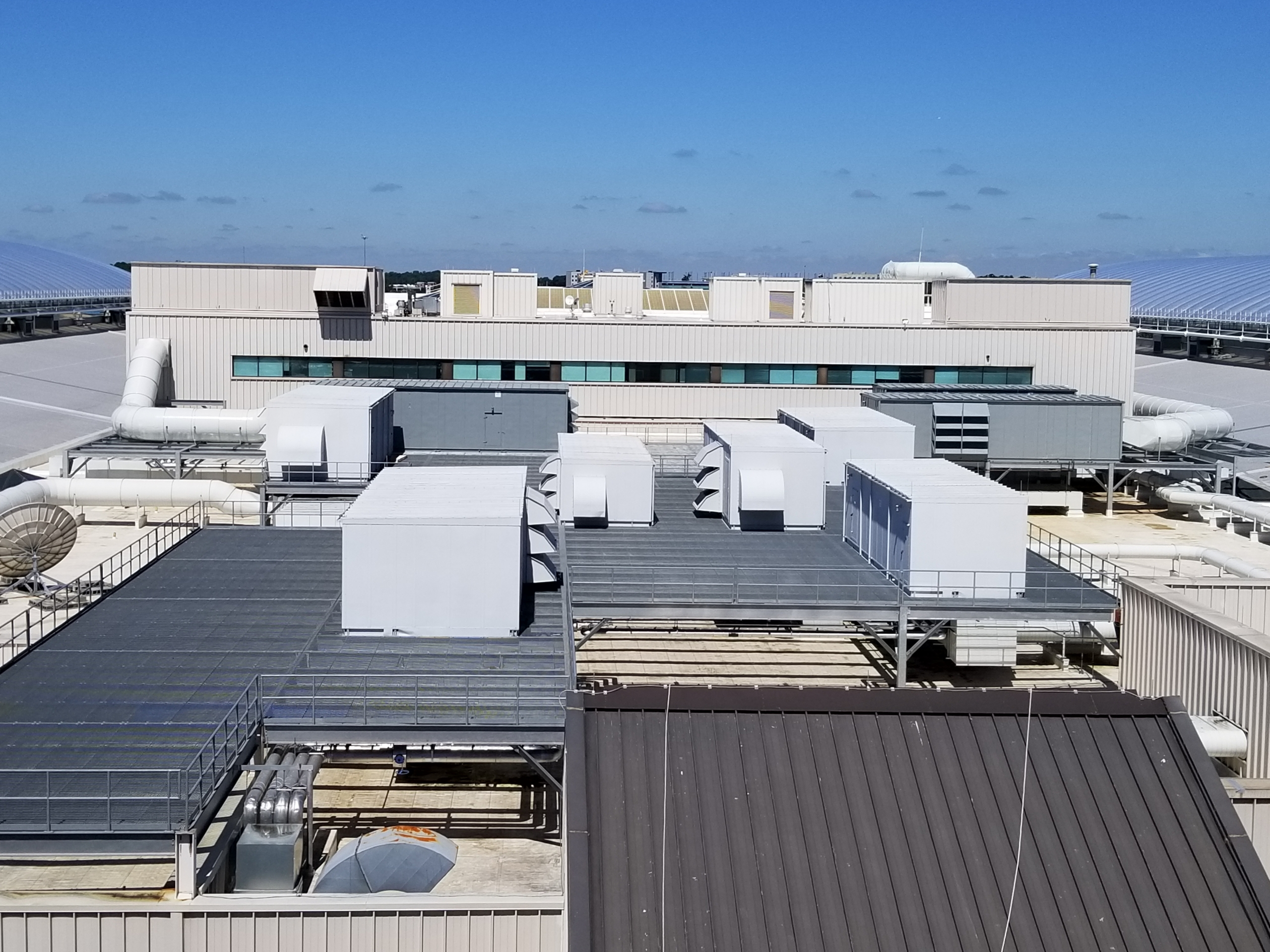 H-JAIA Terminal & Concourse T HVAC Replacement