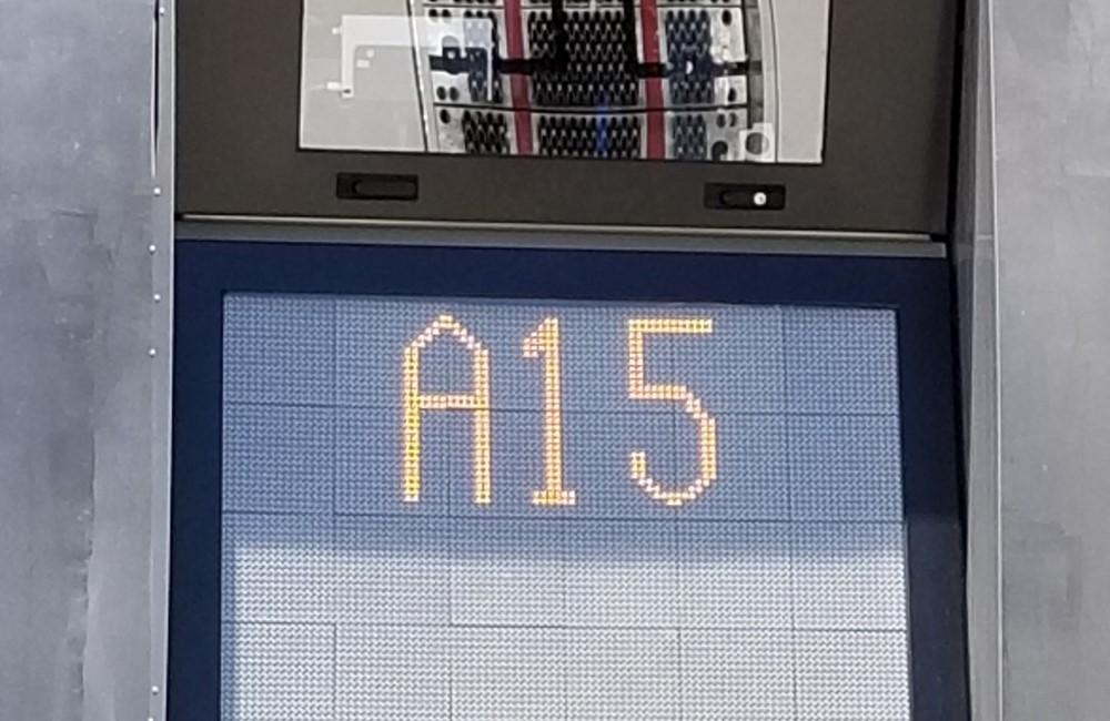 H-JAIA Delta Safegate A/V Docking System Installation