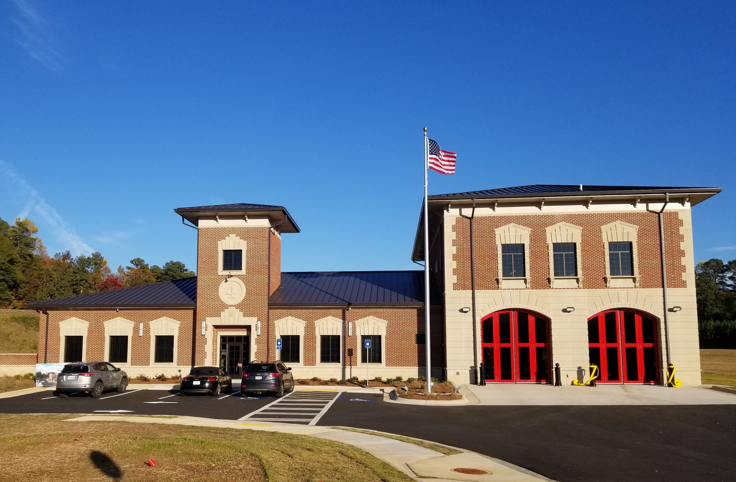 Newnan Fire Station No. 4